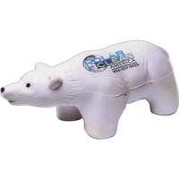 Polar Bear Shape Stress Reliever