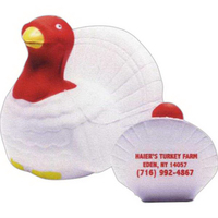 Turkey Shaped Stress Reliever