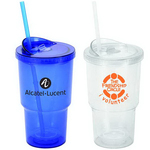 16 oz. Double Wall Acrylic Stadium Cup