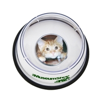 Small Pet Bowl w/ Photo Insert