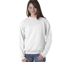 Gildan (R) Heavy Blend (TM) Youth Crew Neck Sweatshirt