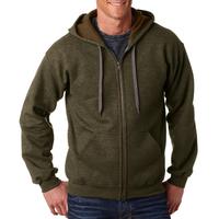 Gildan Heavy Blend Adult Vintage Full-Zip Hooded Sweatshirt