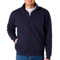 Adult Cross Weave (R) Full-Zip Warm-Up Sweatshirt