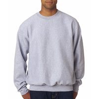 Adult Cross Weave (R) Crew Neck Sweatshirt