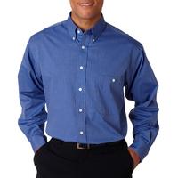 Men's Wrinkle-Free End-On-End Shirt