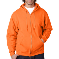 Adult NuBlend (R) Full-Zip Hooded Sweatshirt