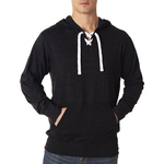 Adult Sport Lace Jersey Hooded Tee