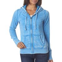 Ladies' Zen Full-Zip Hooded Fleece