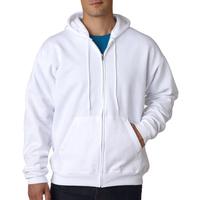 Adult EcoSmart (R) Full-Zip Hooded Fleece