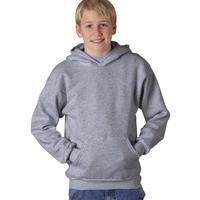 Youth EcoSmart (R) Hooded Pullover Fleece