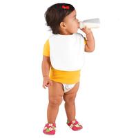 Infant Terry Snap Bib