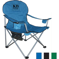 Heavy duty camping/folding chair