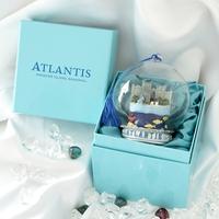 """Atlantis Memory Globe™ - 4"""" Diameter"""