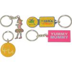 Custom Shaped Stainless Steel Key Tags