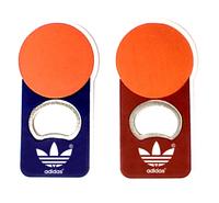 Table tennis ball shape magnetic bottle opener