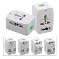 Square Universal Travel Adapter
