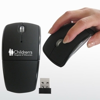 Wireless Folding Mouse I