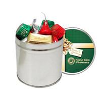 Hershey's® Holiday Mix / Half Quart Tin