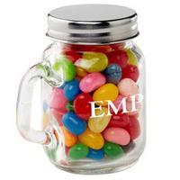 Glass Mason Jar / Gourmet Jelly Beans