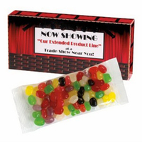 Movie Theatre Box / Jelly Beans Assorted
