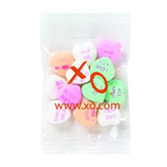 Promo Snax Bags Conversation Hearts