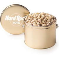 Half Gallon Tin / Pistachio Nuts