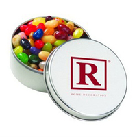 Large Round Tin / Jelly Belly® Jelly Beans