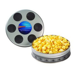 Small Film Reel Tin / Butter Popcorn