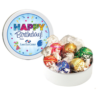 Swiss Chocolate Lindor® Truffles - Petite Tin