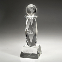 Award-Ultimate Globe Trophy 17""