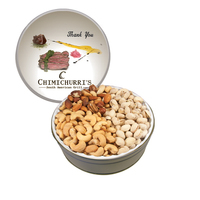 The Royal Tin with Mixed Nuts, Pistachios, and Cashews