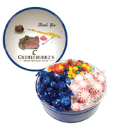 The Royal Tin with Mints, Jelly Beans and Hard Candy