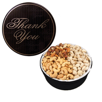 The Grand Tin w/Mixed Nuts, Pistachios & Cashews-Thank You