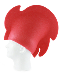 Rooster Comb Hat