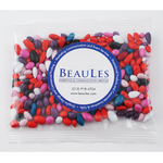 Red Raspberry Dollar Candy in large Handful Pillow bag