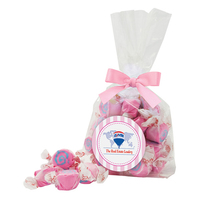 Assorted Gumball Candy in large Mug Drop Gusset Bag