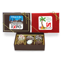 6 Piece Luxury Chocolate Gift Box