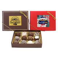 12 Piece Luxury Chocolate Gift Box