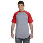 Adult Short-Sleeve Baseball Jersey