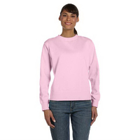 Ladies' 9.5 oz. Crewneck Sweatshirt