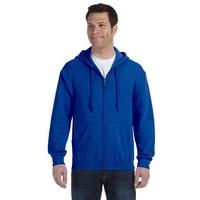Adult Heavy Blend(TM) 8 oz., 50/50 Full-Zip Hood