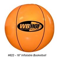 "16"" Inflatable Basketball E622 & Variety *"