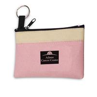 Two-tone coin purse