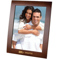 8x10 Wood Finish Photo Frame