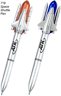 Space Shuttle Ballpoint Pen #E719VB