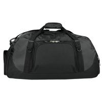 Poly Ripstop Piggy Back Duffel Bag