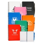 5.25 inch x 7 inch The Director Notebook