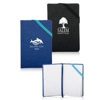 3.5 x 5.5 inch Small Hardcover Journal