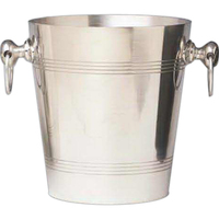 Aluminum Wine and Champagne Chiller