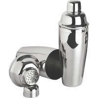Lustrum (TM) Cocktail Shaker Set, 8 oz 1 (One) mm Thick